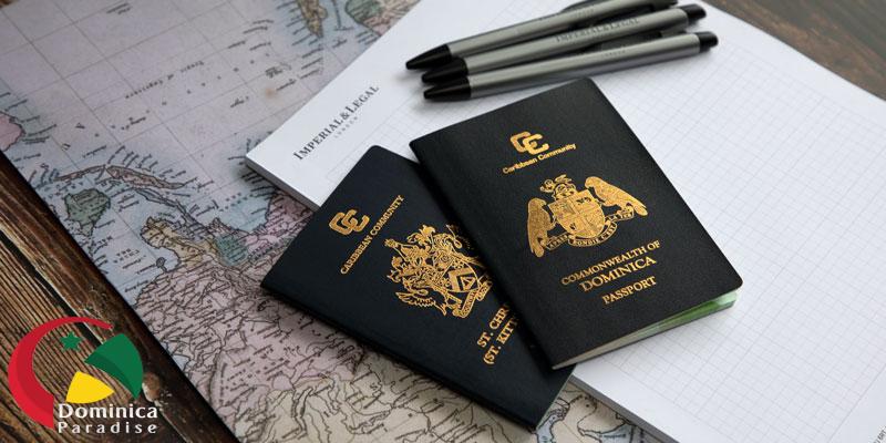 دومینیکا بهترین گزینه برای اخذ پاسپورت دوم